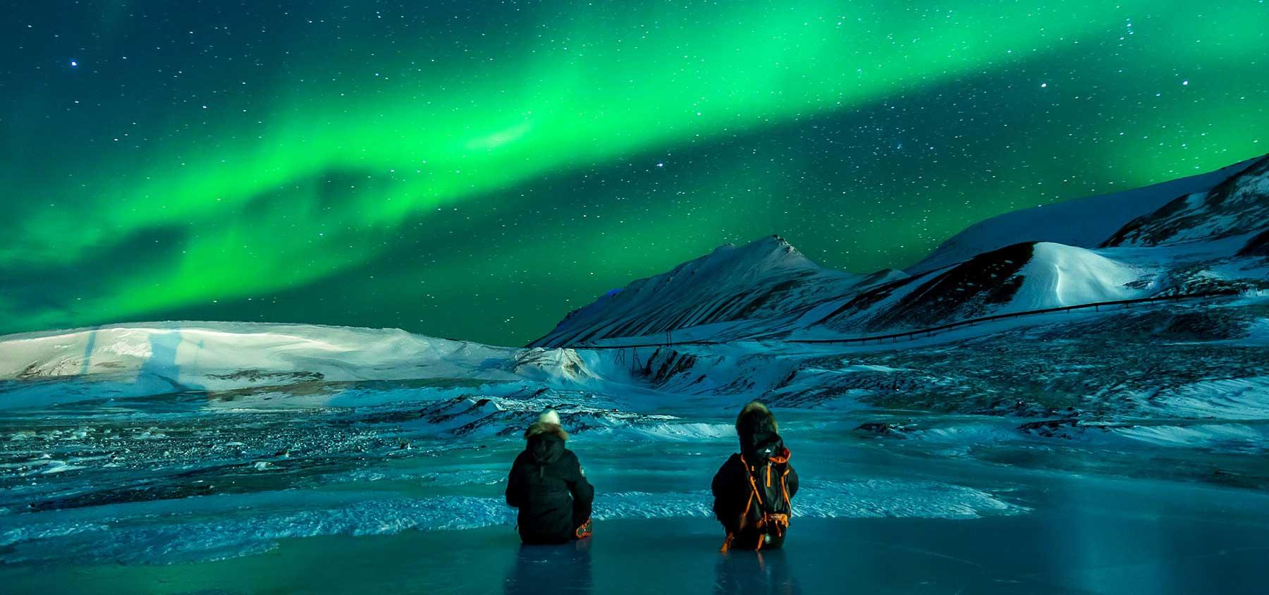 immagine per Finlandia – Aurora Boreale e Husky Safari