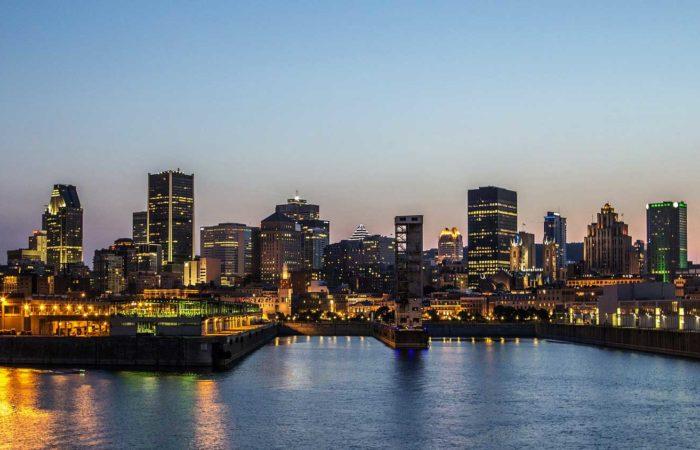 Immaginerei Canada - Le città del Canada dell'Est