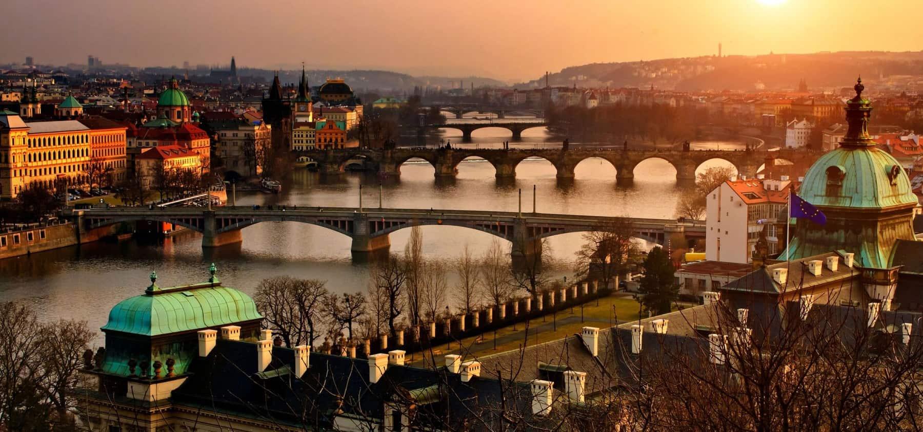immagine per Tour 3 - Le Capitali Imperiali dell'Europa centrale, da Praga