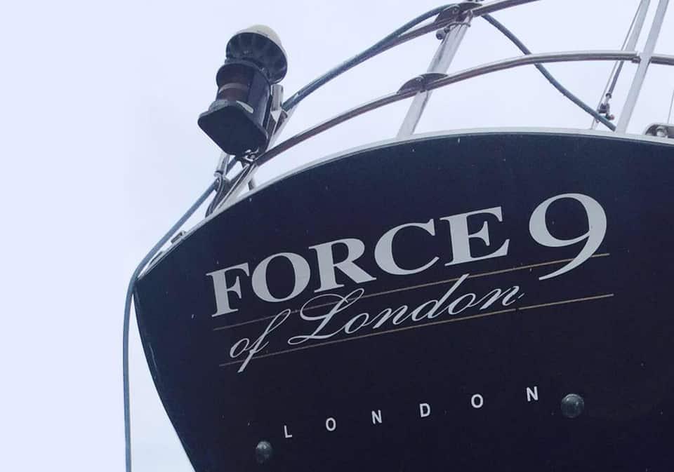 immagine per Force 9 of London