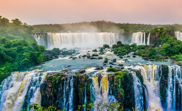 immagine brasile cascate iguazù