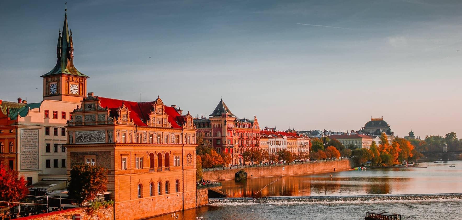 immagine per Speciale Capodanno 2021/2022 - minitour Praga e Vienna