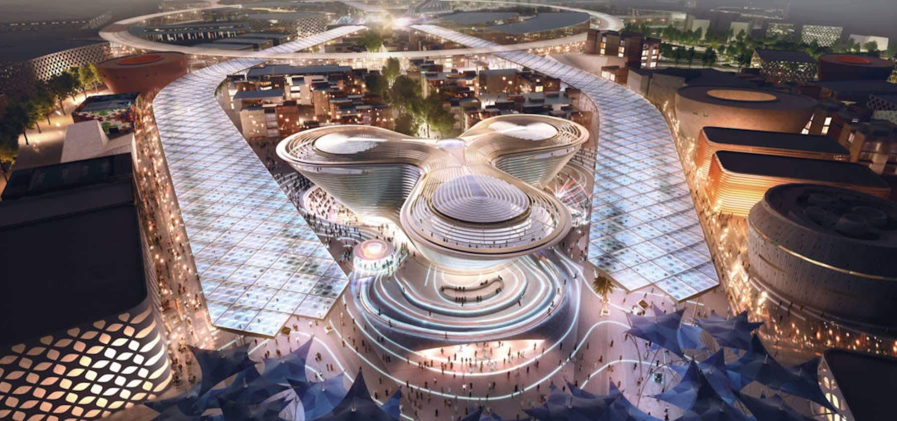 immagine per Expo Dubai 2021